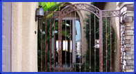 View our Featured Specials on Custom Wrought Iron Doors, Gates, Rails, Fences and More!  OlsonIron.com, Las Vegas, Nevada